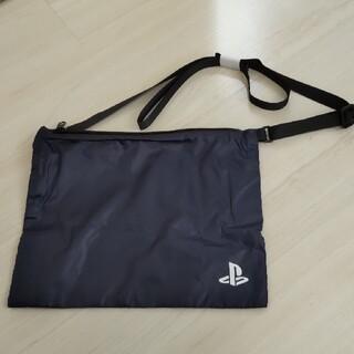 プレイステーション(PlayStation)のPlayStation サコッシュ プレイステーション ショルダーバッグ(ショルダーバッグ)