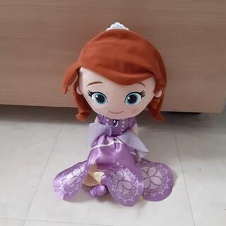 ディズニー(Disney)のプリンセス ソフィア ぬいぐるみ(ぬいぐるみ)