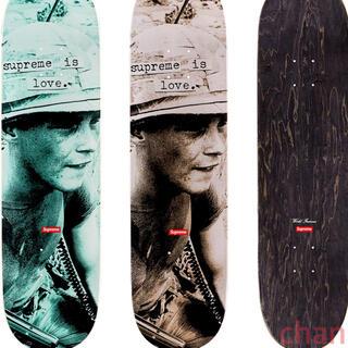 Supreme - supreme is Love Skateboard