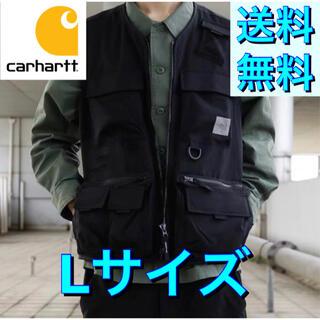 carhartt - 【新品未使用品★Lサイズ】カーハート★ベスト★ブラック
