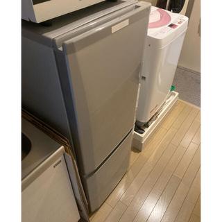 ミツビシデンキ(三菱電機)の家電 冷蔵庫 冷凍庫 三菱 2017年製 MITSUBISHI MR-P 146(冷蔵庫)