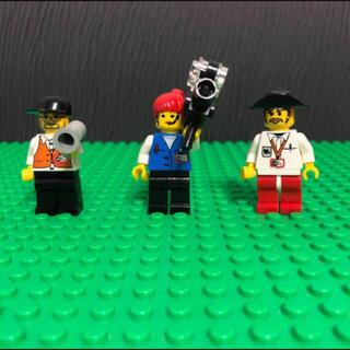 レゴ(Lego)のLEGO レゴ ミニフィグ 小物セット 映画監督(キャラクターグッズ)