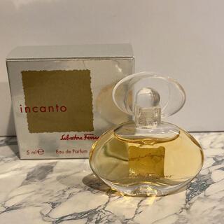 サルヴァトーレフェラガモ(Salvatore Ferragamo)の人気 香水 Salvadore Ferragamo  インカント 5ml(香水(女性用))