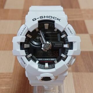 G-SHOCK - 超美品【CASIO/G-SHOCK】デジアナ メンズ腕時計 GA-700