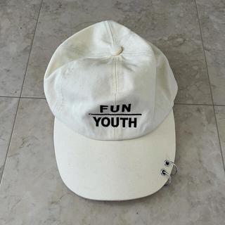 ジーユー(GU)のジーユー キッズキャップ(帽子)