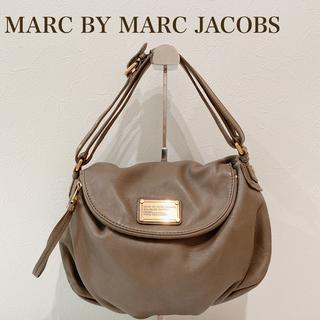 MARC BY MARC JACOBS - 定番 マークバイマークジェイコブス レザー ショルダーバッグ