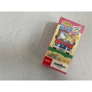 任天堂 - とびだせどうぶつの森 amiibo+カード BOX