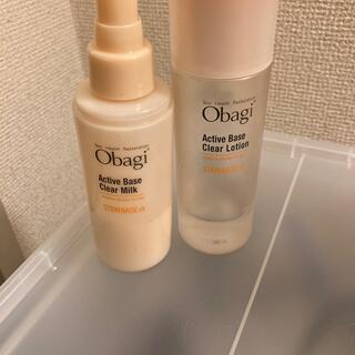 Obagi - オバジ アクティブベース ローション、ミルク