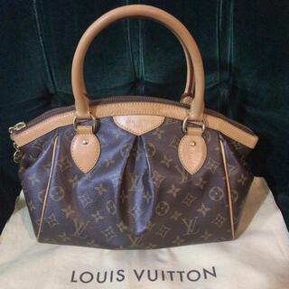 ルイヴィトン(LOUIS VUITTON)のティボリ PM モノグラム ハンドバッグ ルイヴィトン 正規品(ハンドバッグ)
