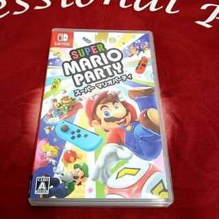 ニンテンドースイッチ(Nintendo Switch)のSwitch マリオパーティ(携帯用ゲームソフト)