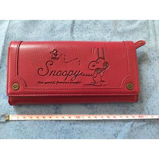 SNOOPY - スヌーピー の長財布