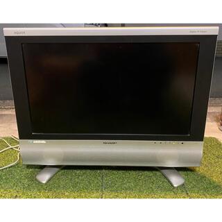 AQUOS - SHARP AQUOS 26型液晶テレビ LC-26AD5 26インチ