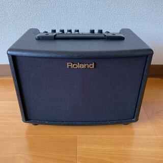 ローランド(Roland)のRoland AC-33 アコースティックギターアンプ(ギターアンプ)