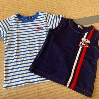 mikihouse - ミキハウス Tシャツ タンクトップ  110cm