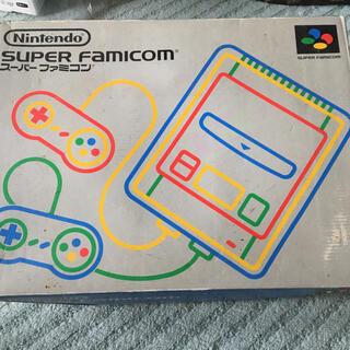 スーパーファミコン - Nintendo super famicom スーパーファミコン 本体