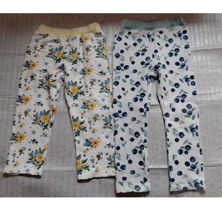 キムラタン(キムラタン)の難あり キムラタン パンツ 2着まとめ 花柄パンツ(パンツ/スパッツ)