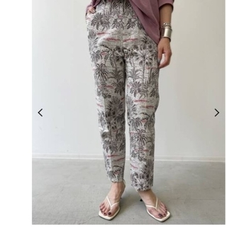 L'Appartement DEUXIEME CLASSE - Palm Tree Pants 40