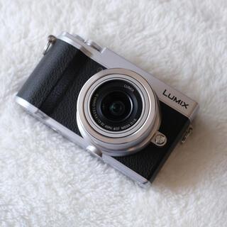 パナソニック(Panasonic)の【極美品】GX7MK3 レンズキット(ミラーレス一眼)