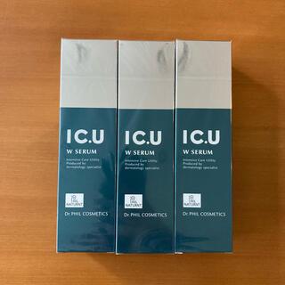 コーセー(KOSE)のicu w serum フィルナチュラント 化粧水(化粧水/ローション)
