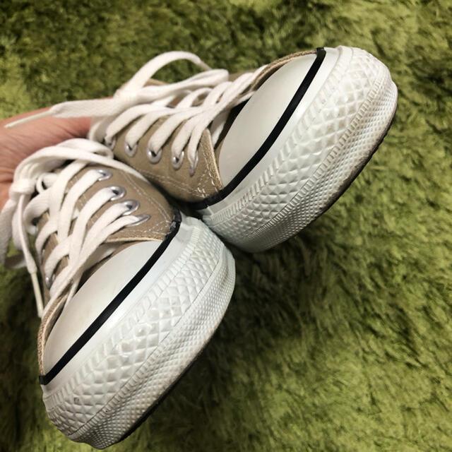 CONVERSE(コンバース)の専用商品‼️コンバース✴︎オールスターベージュ レディースの靴/シューズ(スニーカー)の商品写真