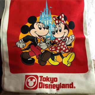 ディズニー(Disney)のミッキーマウストートバッグ(トートバッグ)