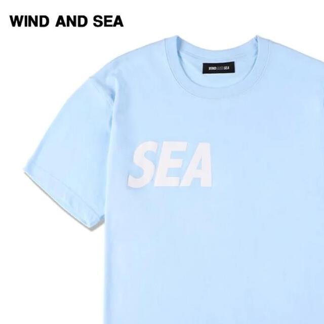 GDC(ジーディーシー)のWIND AND SEA SEA tシャツ メンズのトップス(Tシャツ/カットソー(半袖/袖なし))の商品写真