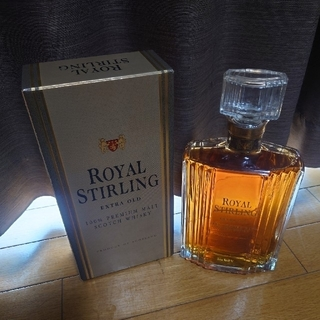 ROYAL STIRLING extra old (ロイヤルスターリング)