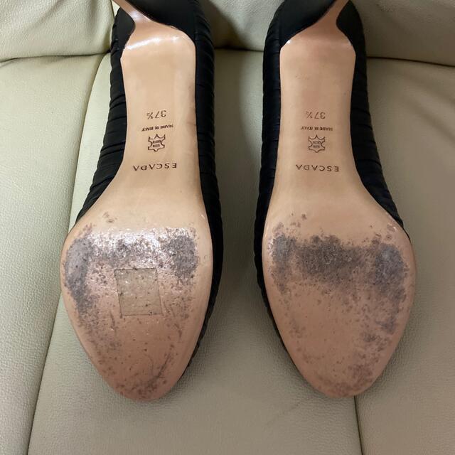 ESCADA(エスカーダ)のエスカーダハイヒール 一度使用 レディースの靴/シューズ(ハイヒール/パンプス)の商品写真