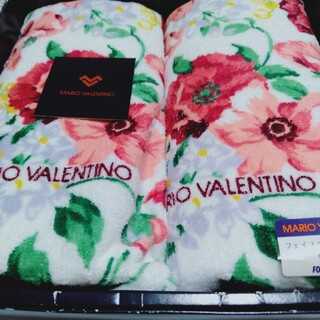 MARIO VALENTINO - C 25 マリオバレンチノタオルセット
