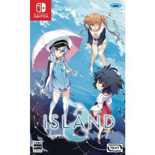 ニンテンドースイッチ(Nintendo Switch)の新品未開封ISLAND [Nintendo Switch](携帯用ゲームソフト)