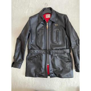 ルイスレザー(Lewis Leathers)のルイスレザー ブラック アロー サイズ 40  lewis leathers(レザージャケット)