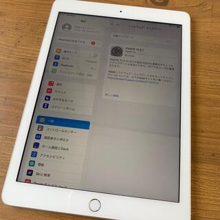 アップル(Apple)のiPad第5世代 32GB Wi-Fi+cellular SIMフリー(タブレット)