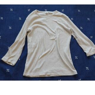 ユニクロ(UNIQLO)のユニクロ UNIQLO ワッフルTシャツ長袖(Tシャツ/カットソー(七分/長袖))
