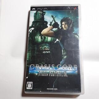 プレイステーションポータブル(PlayStation Portable)のクライシス コア-ファイナルファンタジーVII- PSP(携帯用ゲームソフト)