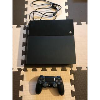 PlayStation4 - PS4本体 CUH-1000A  HDMIケーブル無し USBケーブル無し