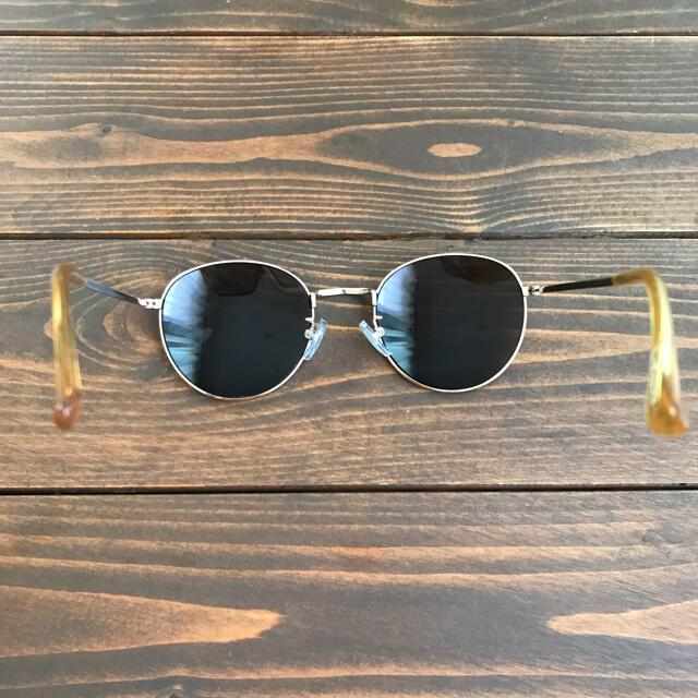 Adam et Rope'(アダムエロぺ)のサングラス ケース付き レディースのファッション小物(サングラス/メガネ)の商品写真