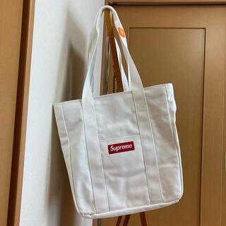 シュプリーム(Supreme)の未使用 Supreme Box Logo Canvas Tote Bag(トートバッグ)