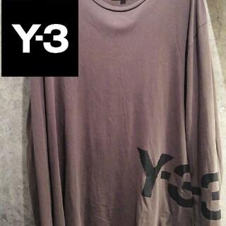 ワイスリー(Y-3)の【Y-3-3LOGO 】Y-3ロンT ヨウジヤマモト リックオウエンス GDC(Tシャツ/カットソー(七分/長袖))