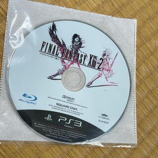 プレイステーション3(PlayStation3)のFINAL FANTASY XIII-2 PS3版(家庭用ゲームソフト)