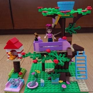 レゴ(Lego)のレゴ LEGO 3065 Friends Olivia's Tree House(積み木/ブロック)