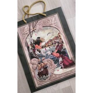 ディズニー(Disney)の未使用に近い アンバサダーホテル ディズニー ショップ袋 ショッパー 紙袋 (ショップ袋)