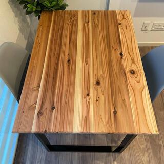杉ダイニングテーブルセット/天然木