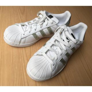 adidas - adidas スニーカー サイズ24cm