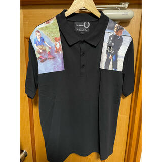 RAF SIMONS - FRED PERRY × RAF SIMONS ポロシャツ