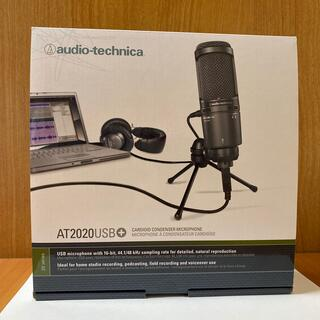 オーディオテクニカ(audio-technica)のaudio-technica AT2020USB+ (コンデンサーマイク)(マイク)