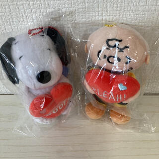 SNOOPY - ★新品未使用品★ スヌーピー ぬいぐるみ 2点セット