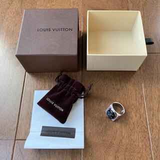 LOUIS VUITTON - ルイヴィトン メンズリング 指輪 直営店購入 LOUIS VUITTON