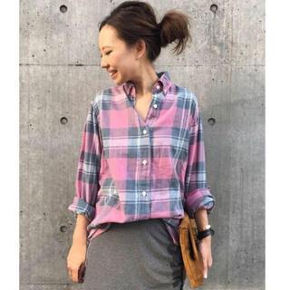 DEUXIEME CLASSE - 極美品⭐️定価29160円/Deuxieme Classe チェックシャツ