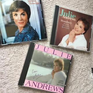 ジュリーアンドリュース ボーカル CD 3枚セット