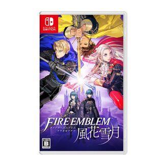 ニンテンドースイッチ(Nintendo Switch)の新品未開封ファイアーエムブレム 風花雪月(携帯用ゲームソフト)